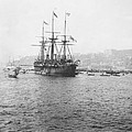 Warship Kaiser On Which Kaiser Wilhelm II Of Germany Came To Istanbul by International  Images