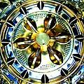 Washing Machine Drum by Randall Weidner