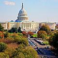 Washington by Burney Lieberman