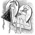 Washington: Saddle by Granger