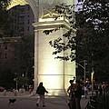 Washington Square Park by Stefa Charczenko