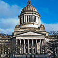 Washington State Capital by Tikvah's Hope