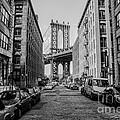 Washington Street Brooklyn by Ken Marsh