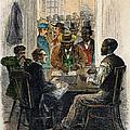 Washington: Voting, 1867 by Granger