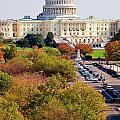 Washington2 by Burney Lieberman