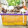 Waste Skip by Tom Gowanlock