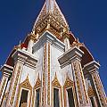 Wat Chalong Exterior by Axiom Photographic