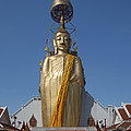 Wat Intarawiharn Phra Luang Phor Toh Standing Buddha Dthb294 by Gerry Gantt