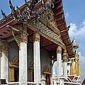 Wat Intarawiharn Ubosot Dthb1277 by Gerry Gantt