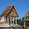 Wat Kan Luang Ubosot Dthu179 by Gerry Gantt
