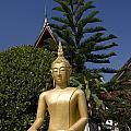 Wat Mai Buddha II by Gloria & Richard Maschmeyer