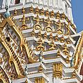 Wat Phitchaya Yatikaram Central Prang Dthb1191 by Gerry Gantt