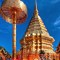 Wat Phrathat Doi Suthep by Adrian Evans