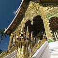 Wat Sen Naga Heads by Gloria & Richard Maschmeyer