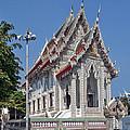 Wat Suan Phlu Ubosot Dthb1128 by Gerry Gantt