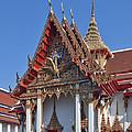 Wat Thewarat Kunchorn Wiharn Dthb292 by Gerry Gantt