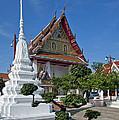 Wat Thong Nopphakhun Ubosot Dthb1169 by Gerry Gantt