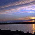 Watchin The Sun Set by LeeAnn McLaneGoetz McLaneGoetzStudioLLCcom