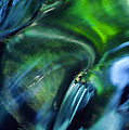 Water Abstract by Darren Fisher