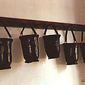 Water Buckets by Lee Hartsell