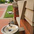Water Fountains by Brian Parton