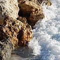Water On The Rocks by Carrie Munoz