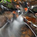 Water Over Rocks by Kay Lovingood