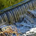 Water Over The Dam by Vicky Mowrer