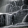 Water Over Wahconah Falls  by Mike Martin
