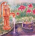 Water Pump by Belinda Lawson