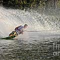 Water Skiing 14 by Vivian Christopher
