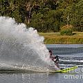 Water Skiing 6 by Vivian Christopher