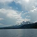 Water Snow Vapor Lake Tahoe by LeeAnn McLaneGoetz McLaneGoetzStudioLLCcom