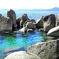 Water Stonehenge Lake Tahoe by Frank Wilson