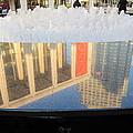 Lincoln Center Fountain by Stefa Charczenko