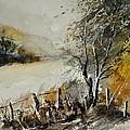 Watercolor 212052 by Pol Ledent