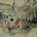 Watercolor 212082 by Pol Ledent