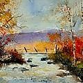 Watercolor 212092 by Pol Ledent