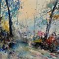 Watercolor 213020 by Pol Ledent