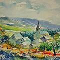 Watercolor 216021 by Pol Ledent
