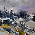 Watercolor 217021 by Pol Ledent