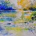 Watercolor 217082 by Pol Ledent