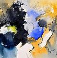 Watercolor 218050 by Pol Ledent