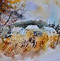 Watercolor 219003 by Pol Ledent