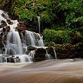 Waterfall by Gavin Macrae