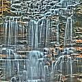 Waterfall Highights by Adam Jewell