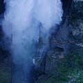 Waterfall In Spain  Near Granada by Colette V Hera  Guggenheim