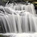 Waterfall In The Woods by Deborah M Rinaldi