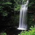 Waterfall, Ireland by The Irish Image Collection
