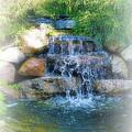 Waterfall by Rebecca Frank